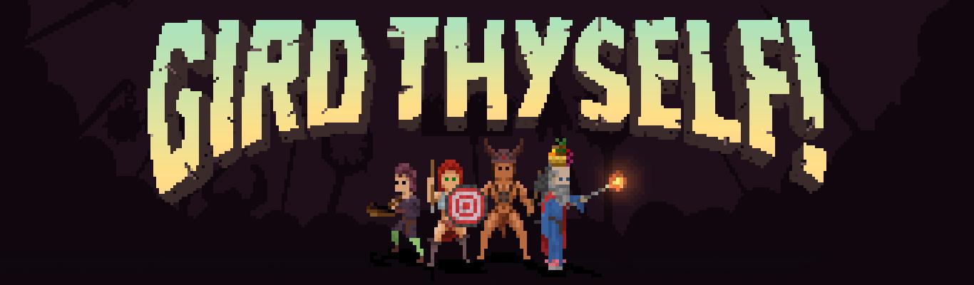 Gird Thyself! game header image